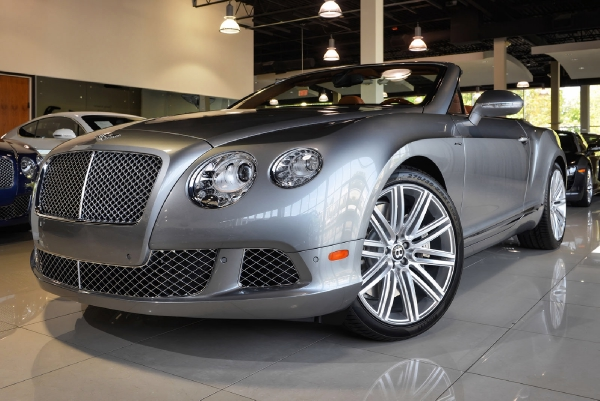 2014 Bentley Continental GTC Speed