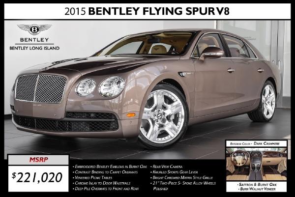 2015 Bentley Flying Spur V8
