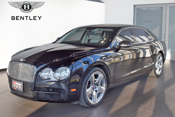 2015 Bentley Flying Spur V8 Mulliner