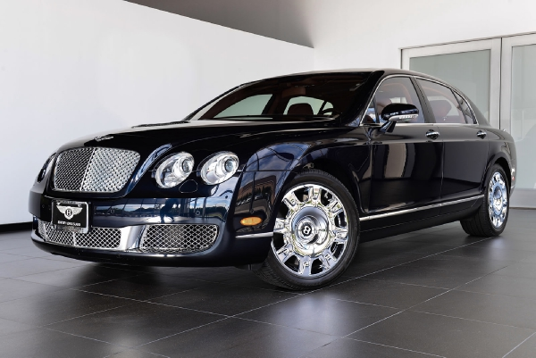 2007 bentley continental flying spur bentley long island pre owned inventory. Black Bedroom Furniture Sets. Home Design Ideas