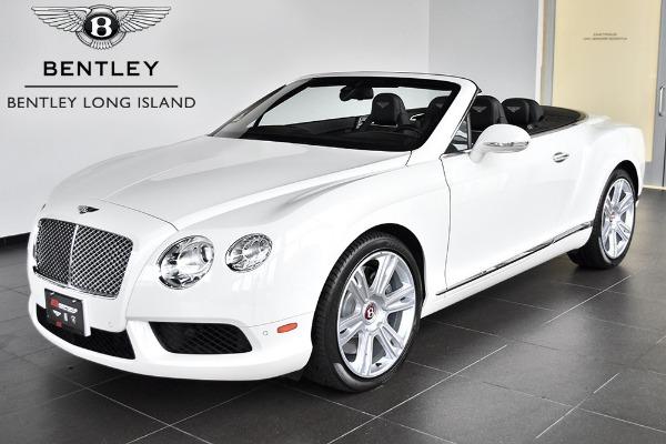 2015 Bentley Continental GT V8 Convertible