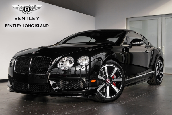 2015 Bentley Continental GT V8 S Mulliner