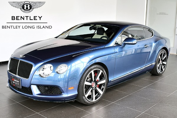 2015 Bentley Continental GT V8 S Mulliner