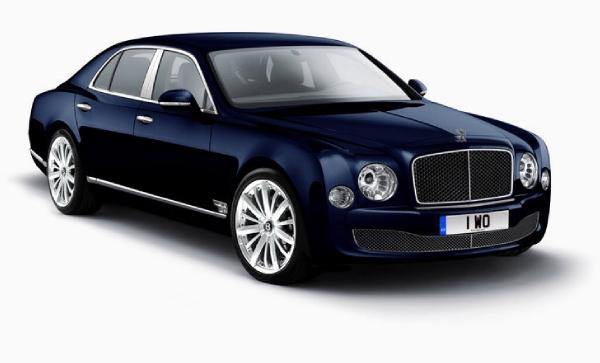 2016 Bentley Mulsanne Mulliner