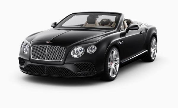 2016 Bentley Continental GT V8 Convertible