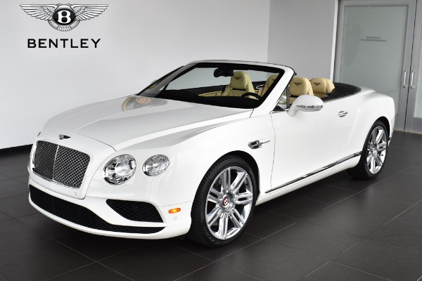 2016 Bentley Continental GT V8 Convertible Mulliner