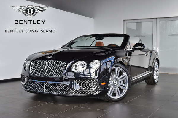 2016 Bentley Continental GT Convertible W12 Mulliner