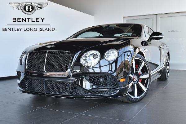2016 Bentley Continental GT V8 S V8 S Mulliner