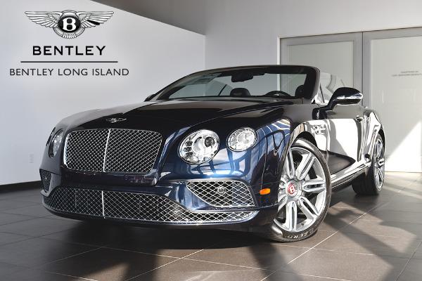 2016 Bentley Continental GT V8 Convertible V8 Mulliner