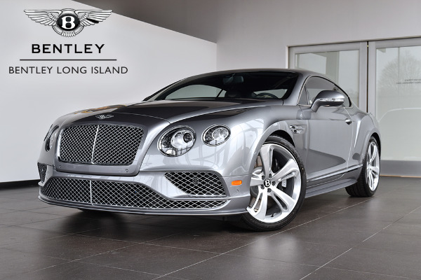 2016 Bentley Continental GT Speed