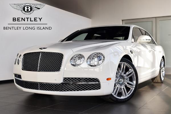 2016 Bentley Flying Spur W12 Mulliner