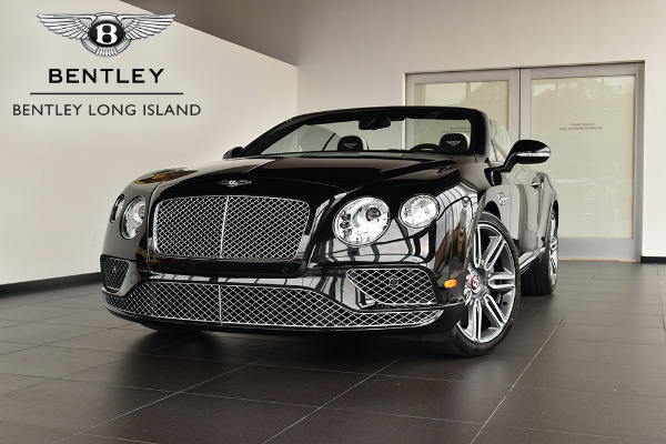2017 Bentley Continental GT V8 Convertible V8 Mulliner
