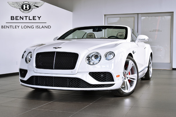 2017 Bentley Continental GT V8 S Convertible V8 S Mulliner
