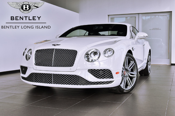 2017 Bentley Continental GT V8 V8 Mulliner
