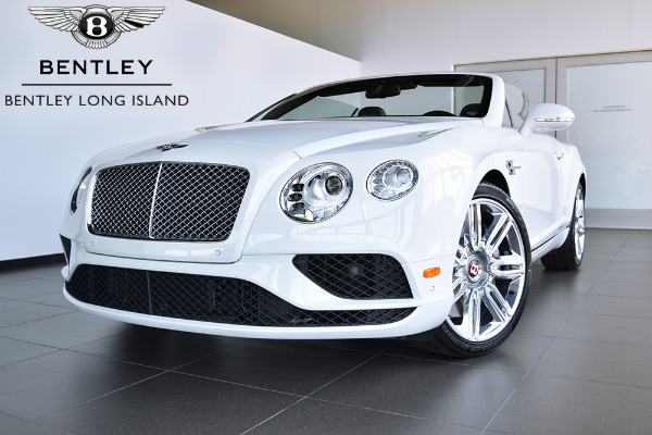 2016 Bentley Continental GT V8 Convertible V8 Mulliner