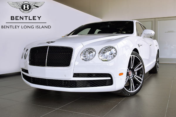 2016 Bentley Flying Spur V8 Beluga Mulliner Specification