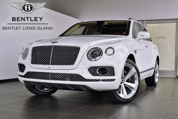 2017 Bentley Bentayga
