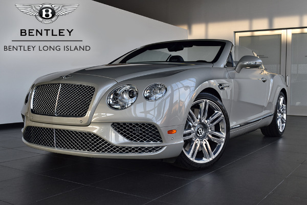 2017 Bentley Continental GT Convertible Mulliner