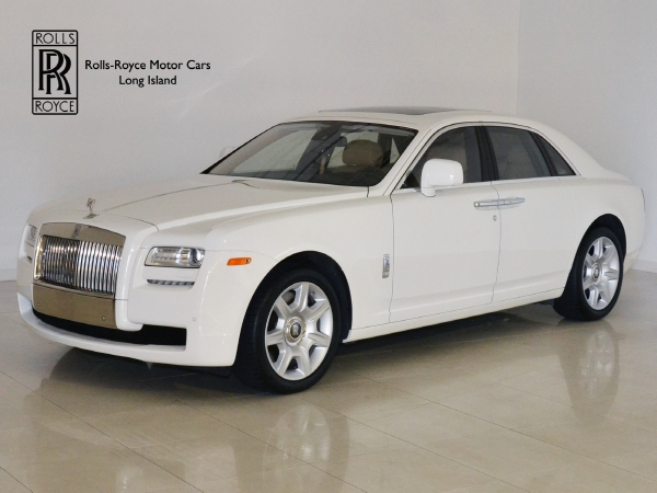 2012 Rolls Royce Ghost Bentley Long Island Vehicle