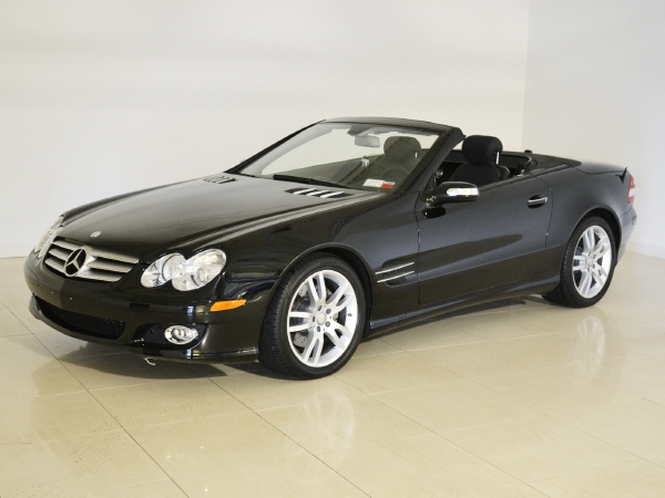 2008 mercedes benz sl550 bentley long island pre owned