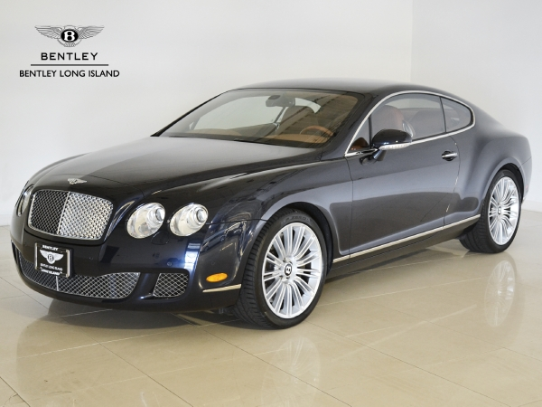 2008 bentley continental gt speed bentley long island pre owned inventory. Black Bedroom Furniture Sets. Home Design Ideas
