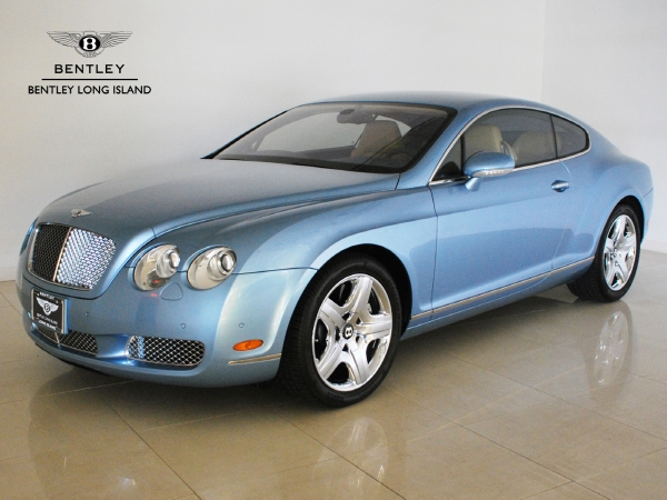 2005 bentley continental gt bentley long island pre owned inventory. Black Bedroom Furniture Sets. Home Design Ideas