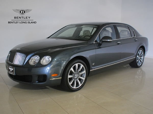 2012 bentley continental flying spur series 51 bentley long island pre owned inventory. Black Bedroom Furniture Sets. Home Design Ideas