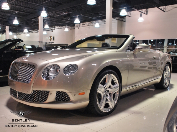 2013 Bentley Continental Gt Convertible Mulliner Bentley