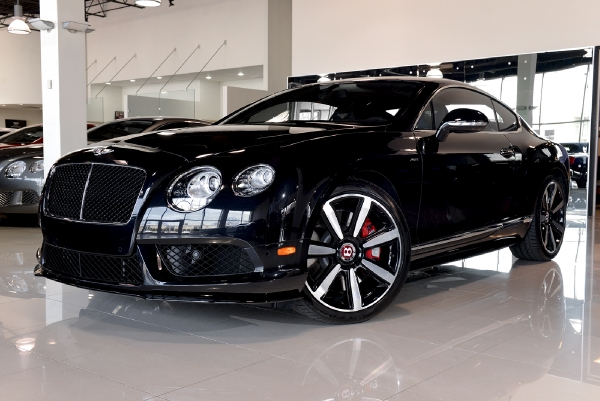 2014 Bentley Continental GT V8 S Mulliner - Bentley Long Island ...