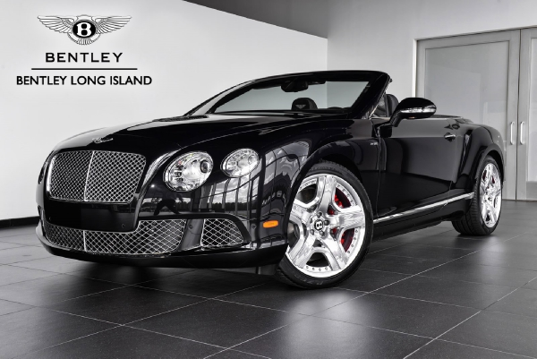 2015 Bentley Continental GT Convertible Mulliner