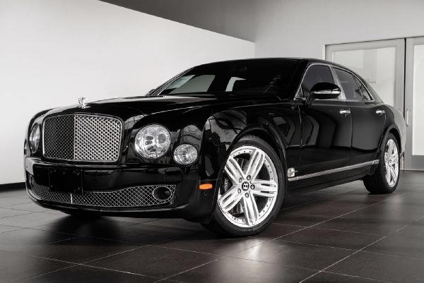 2012 Bentley Mulsanne Bentley Long Island Pre Owned Inventory