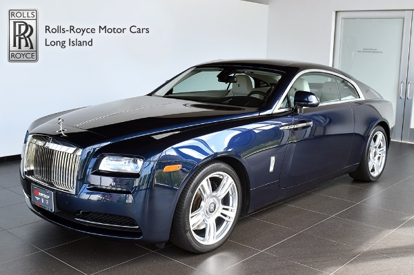 2015 Rolls Royce Wraith Bentley Long Island Pre Owned Inventory