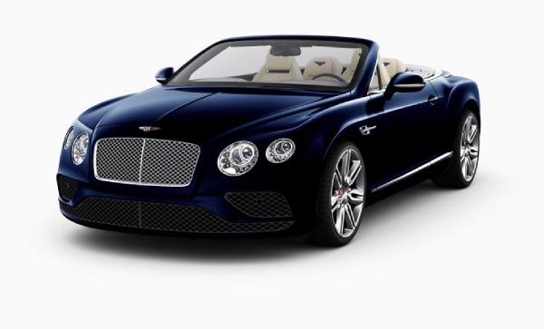 2016 Bentley Continental Gt V8 Convertible Mulliner