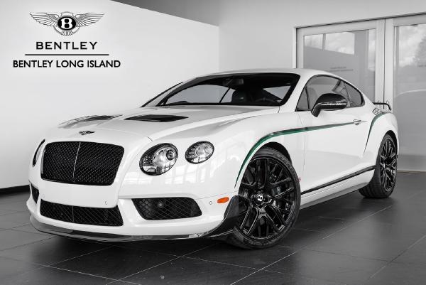 2015 Bentley Continental GT3-R - Bentley Long Island | Vehicle Inventory