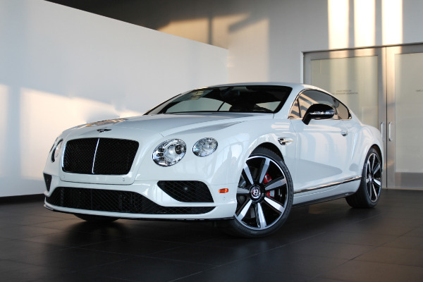2016 Bentley Continental GT V8 S Mulliner - Bentley Long Island ...