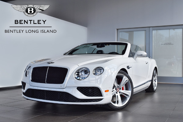 2016 Bentley Continental GT V8 S Convertible GTC V8 S Mulliner
