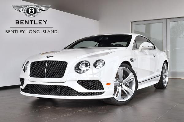2016 Bentley Continental GT Speed - Bentley Long Island | Vehicle ...