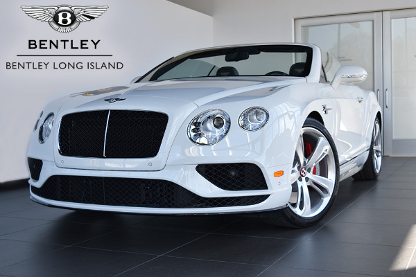2016 Bentley Continental GT V8 S Convertible GTC V8 S Mulliner ...