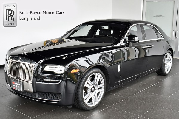 2016 Rolls-Royce Ghost Series II Base