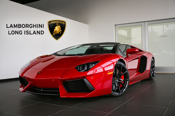 Captivating 2014 Lamborghini Aventador LP 700 4 Roadster