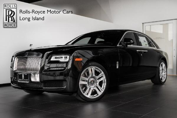 2016 Rolls Royce Ghost Series Ii