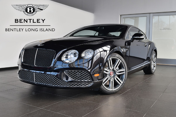 2017 Bentley Continental GT V8 V8 Mulliner