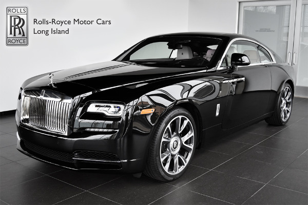 2017 Rolls Royce Wraith Bentley Long Island Vehicle