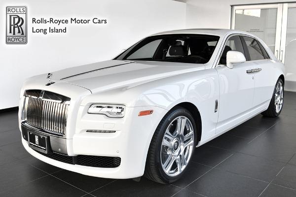 2017 Rolls Royce Ghost Series Ii Bentley Long Island