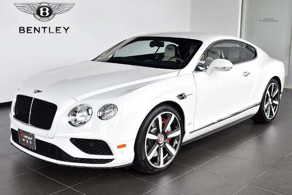 2017 Bentley Continental GT V8 S V8 S Mulliner