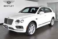 2018 Bentley Bentayga Activity