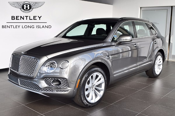 2018 Bentley Bentayga Activity Mulliner