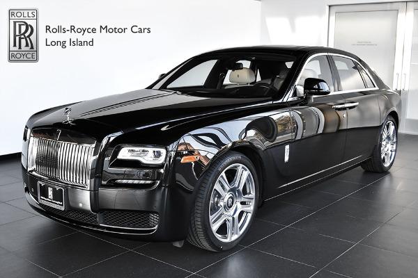 2016 Rolls-Royce Ghost Series II