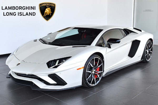2017 Lamborghini Aventador S Bentley Long Island Vehicle Inventory