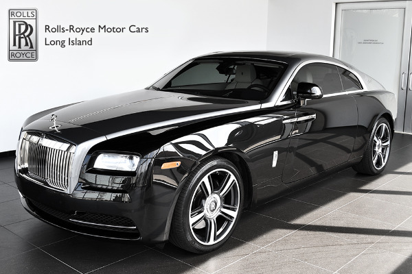 2014 rolls-royce wraith - bentley long island | pre-owned inventory